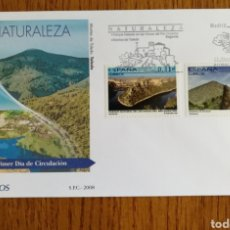 Sellos: ESPAÑA, SOBRE N°4397/98 NATURALEZA 2008 (FOTOGRAFÍA REAL). Lote 208745705