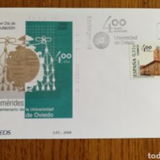 Sellos: ESPAÑA, SOBRE N°4400 EFEMÉRIDES 2008 (FOTOGRAFÍA REAL). Lote 208748463
