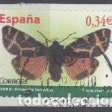 Selos: ESPAÑA - AÑO 2010 - EDIFIL 4533 - FAUNA - ARTIMELIA LATREILLEI - USADO. Lote 208751261