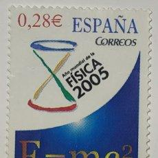 Timbres: SELLO ESPAÑA, AÑO MUNDIAL FÍSICA, 2005. Lote 208770331