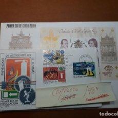 Sellos: SELLOS ESPAÑA AÑO 1984 COMPLETO SPD NUEVOS. Lote 209329117