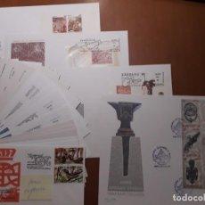 Sellos: SELLOS ESPAÑA AÑO 1990 COMPLETO SPD NUEVOS. Lote 209331180