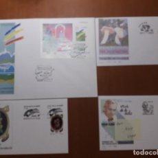 Sellos: SELLOS ESPAÑA SPD ANDORRA 1994. Lote 209360548