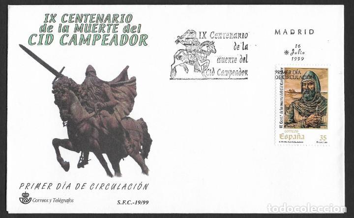 ESPAÑA - SPD. EDIFIL Nº 3655 CON DEFECTO AL DORSO (Sellos - España - Juan Carlos I - Desde 1.986 a 1.999 - Cartas)
