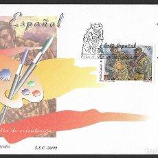 Selos: ESPAÑA - SPD. EDIFIL NSº 3656/57 CON DEFECTO AL DORSO. Lote 210036605