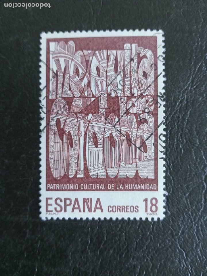 SELLO ESPAÑA USADO EDIFIL 2978-1988 (Sellos - España - Juan Carlos I - Desde 1.986 a 1.999 - Usados)