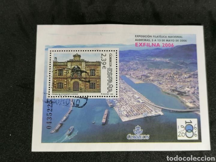 ESPAÑA EDIFIL HB 4236 USADO AÑO 2006 (Sellos - España - Juan Carlos I - Desde 2.000 - Usados)