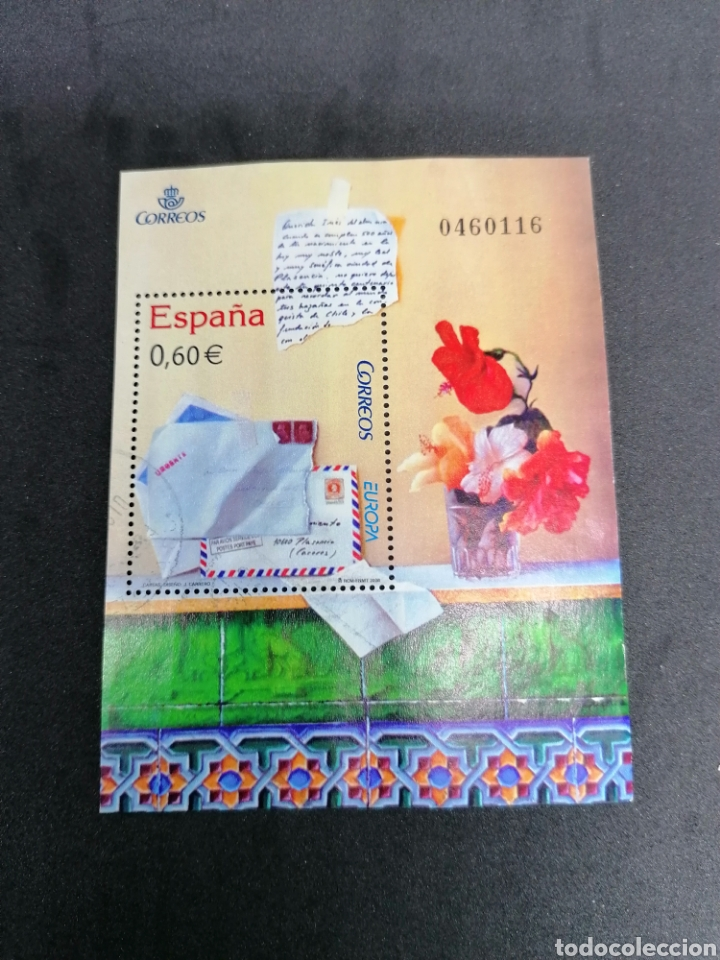 ESPAÑA EDIFIL 4410 AÑO 2008 (Sellos - España - Juan Carlos I - Desde 2.000 - Usados)