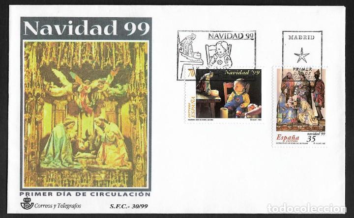 ESPAÑA - SPD. EDIFIL NSº 3685/86 CON DEFECTOS AL DORSO (Sellos - España - Juan Carlos I - Desde 1.986 a 1.999 - Cartas)
