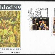 Sellos: ESPAÑA - SPD. EDIFIL NSº 3685/86 CON DEFECTOS AL DORSO. Lote 210209285