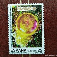 Sellos: SELLO NAVIDAD 1990 ESPAÑA. Lote 210491742
