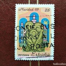 Sellos: SELLO NAVIDAD 1993 ESPAÑA. Lote 210491958