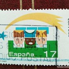 Sellos: SELLO NAVIDAD 1993 ESPAÑA. Lote 210518040
