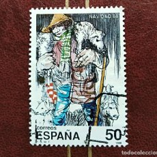 Sellos: SELLO NAVIDAD 1988 ESPAÑA. Lote 210518386