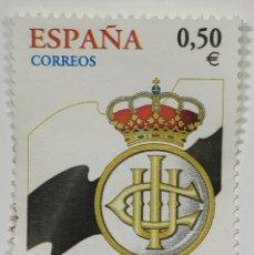 Sellos: SELLO ESPAÑA, DEPORTES, REAL UNIÓN CLUB IRUN, 2002. Lote 211405969