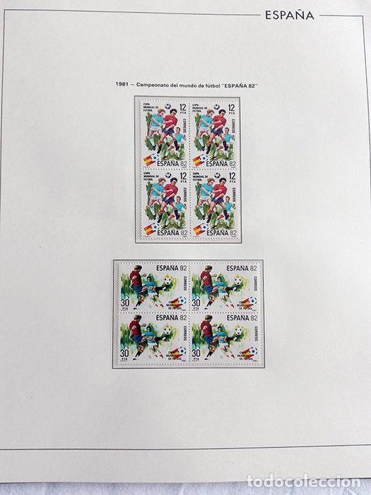 Sellos: España sellos 1981 bloque de 4 en Hojas edifil con filo transparente HEBS 81 - Foto 13 - 211499092