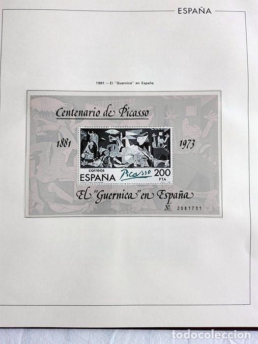 Sellos: España sellos 1981 bloque de 4 en Hojas edifil con filo transparente HEBS 81 - Foto 16 - 211499092