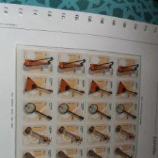 Sellos: SELLOS ESPAÑA AÑO 2012 BLOQUE DE 20 LOS DE LA FOTO. VER TODOS MIS SELLOS NUEVOS Y USADOS. Lote 211777702