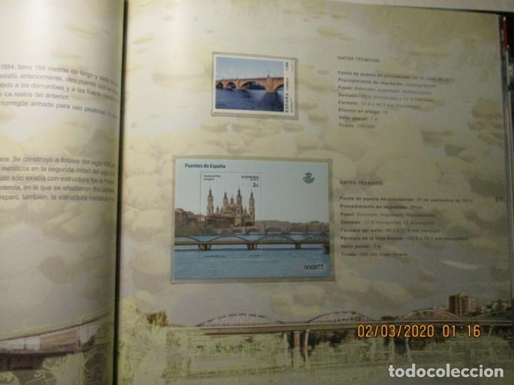 Sellos: Libro oficial de correos año 2013 con todas las emisiones de sellos de España y Andorra del año 2013 - Foto 2 - 212063477