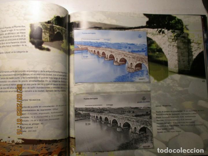 Sellos: Libro oficial de correos año 2013 con todas las emisiones de sellos de España y Andorra del año 2013 - Foto 7 - 212063477