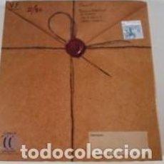 Sellos: VALORES EN EL TIEMPO AÑO 2016 LIBRO OFICIAL DE CORREOS CON LA EMISION DE SELLOS DE ESPAÑA Y ANDORRA. Lote 212065817