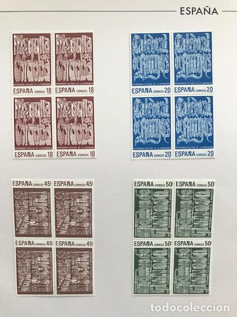 Sellos: España sellos año 1988 en bloque de 4 y Hojas FILABO en negro HFBS80 88 VER IMAGENES - Foto 21 - 212103137
