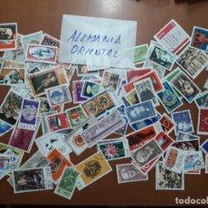 Sellos: SELLOS ESPAÑA LOTE DE SELLOS ALEMANIA ORIENTAL. Lote 212713700