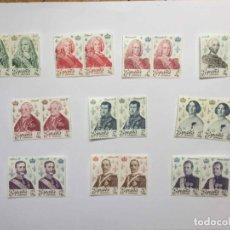 Sellos: LOTE 20 SELLOS: REYES DE ESPAÑA. CASA BORBÓN (ESPAÑA, FNMT) 1978. SIN CIRCULAR. SERIE COMPLETA. Lote 212986717