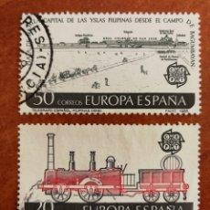 Sellos: ESPAÑA, EUROPA CEPT 1988 USADA (FOTOGRAFÍA ESTÁNDAR ). Lote 213720203
