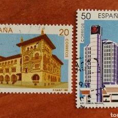 Sellos: ESPAÑA, EUROPA CEPT 1990 USADO (FOTOGRAFÍA ESTÁNDAR ). Lote 248785070