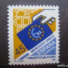 Sellos: -1992, MERCADO UNICO EUROPEO, EDIFIL 3226. Lote 214245788