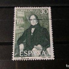 Sellos: SELLO USADO. CENTENARIOS. ANDRES BELLO (1781-1865). 10 DE MARZO DE 1982. EDIFIL Nº 2647.. Lote 214442370