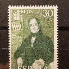 Sellos: SELLO NUEVO. CENTENARIOS. ANDRES BELLO (1781-1865). 10 DE MARZO DE 1982. EDIFIL Nº 2647.. Lote 214442436