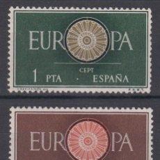 Sellos: SELLOS ESPAÑA OFERTA AÑO 1960 MNH NUEVOS CON GOMA ORIGINAL. Lote 214990573