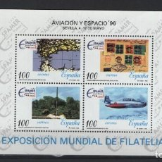 Sellos: R75/ ESPAÑA, 1996, EDIFIL 3433 MNH**, PRECIOSO. Lote 214998662
