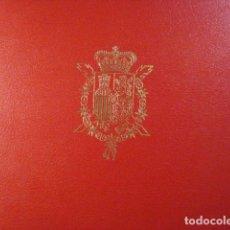 Francobolli: PRECIOSO ALBUM FILABO COMPLETO SELLOS NUEVOS AÑOS 1975 A 1985 INCLUIDO - OCASION - INVERSION. Lote 215130627