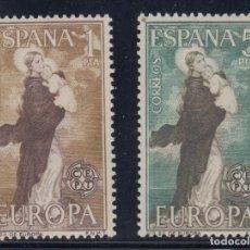 Selos: SELLOS ESPAÑA OFERTA AÑO 1963 MNH NUEVOS CON GOMA ORIGINAL. Lote 215145978