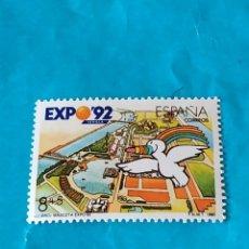 Sellos: ESPAÑA EXPOS 11. Lote 215564621