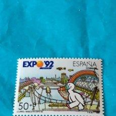 Sellos: ESPAÑA EXPOS 18. Lote 215567152