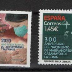 Sellos: R13-B/ ESPAÑA 2020 MNH**, SANIDAD 2020. Lote 215669057
