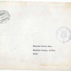Sellos: 1983 FRANQUICIA CASA DE S.M. EL REY , JEFATURA DEL ESTADO , SERVICIOS POSTALES , FOTO FELIPE VI. Lote 215884150