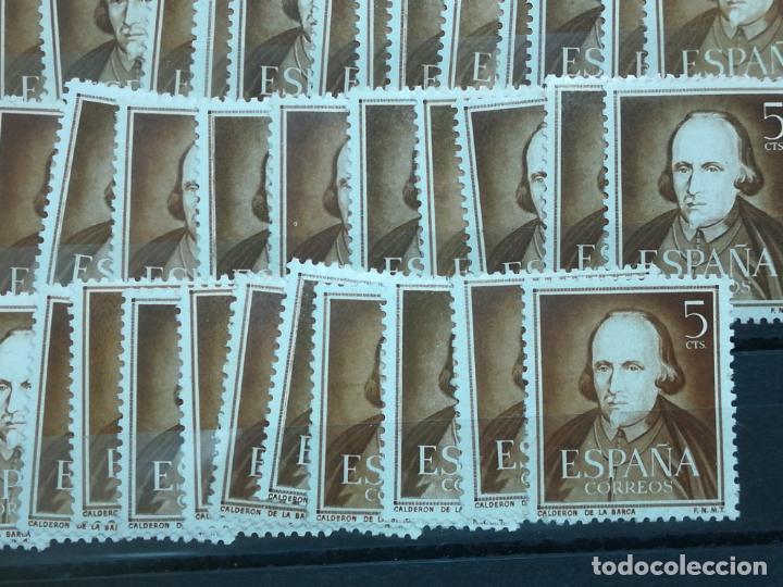 Sellos: LOTE DE 100 SERIES DE 4 SELLOS DIFERENTES. EDIFIL 1071 - 1074. VER FOTOS - Foto 4 - 216438155