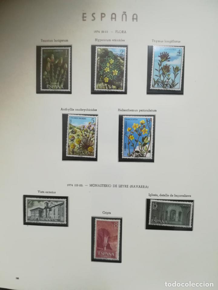 Sellos: ALBUM DE SELLOS. II CENTENARIO. A.OLEGARIO. ESPAÑA. 1974 -1982. SIN FIJASELLOS. EL DE LA FOTOS - Foto 8 - 216529878