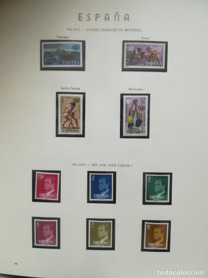 Sellos: ALBUM DE SELLOS. II CENTENARIO. A.OLEGARIO. ESPAÑA. 1974 -1982. SIN FIJASELLOS. EL DE LA FOTOS - Foto 16 - 216529878