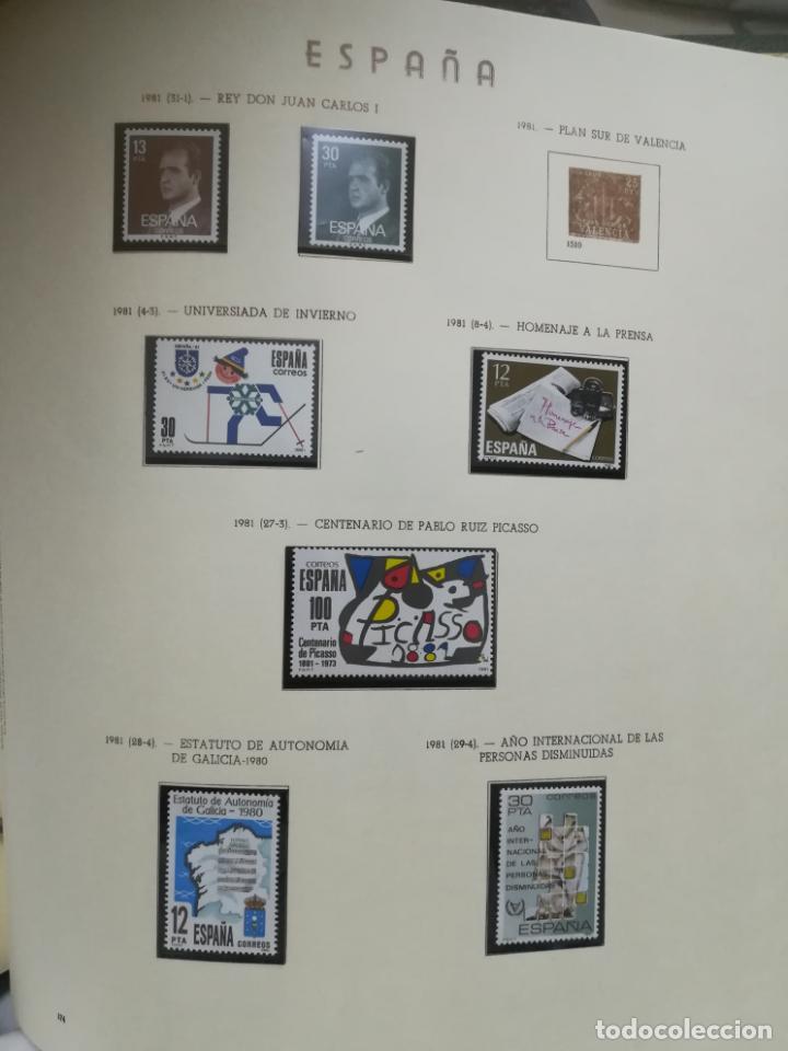Sellos: ALBUM DE SELLOS. II CENTENARIO. A.OLEGARIO. ESPAÑA. 1974 -1982. SIN FIJASELLOS. EL DE LA FOTOS - Foto 37 - 216529878