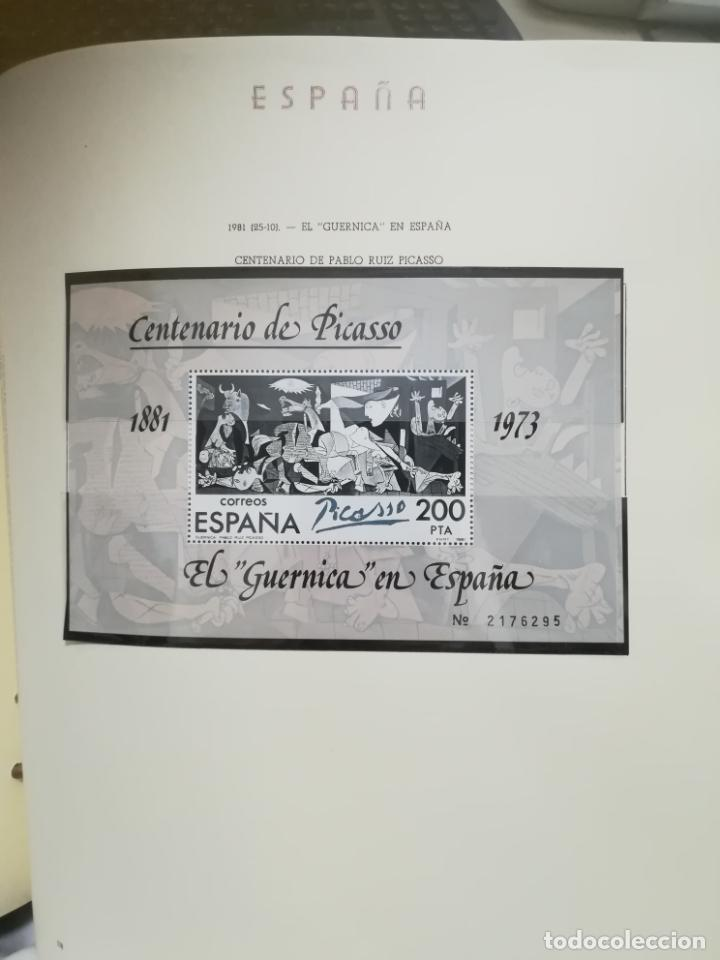 Sellos: ALBUM DE SELLOS. II CENTENARIO. A.OLEGARIO. ESPAÑA. 1974 -1982. SIN FIJASELLOS. EL DE LA FOTOS - Foto 41 - 216529878