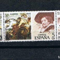 Sellos: EDIFIL 2463 CENTENARIO DE RUBENS. TRIPTICO SELLO NUEVO 1978. Lote 262346635