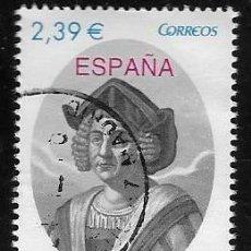 Sellos: SELLO USADO DE ESPAÑA, EDIFIL SH 4234, FOTO ORIGINAL. Lote 216913105