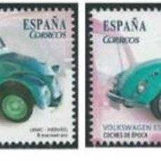 Sellos: SELLOS USADOS DE ESPAÑA, EDIFIL SH 4788A/ 88D. Lote 216961462
