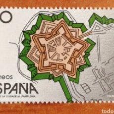 Sellos: ESPAÑA,SH- N°2956 MNH, EXFILNA 88' (FOTOGRAFÍA REAL). Lote 263211995